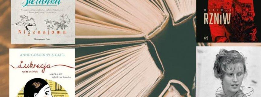 365 książek w 2021 roku - od 9 do 12 stycznia