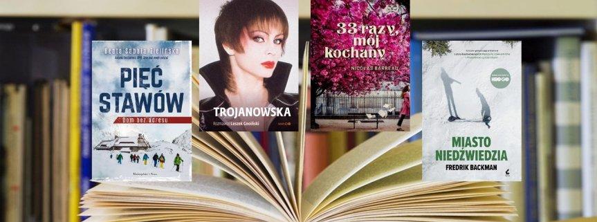 365 książek w 2021 roku - od 16 do 19 stycznia