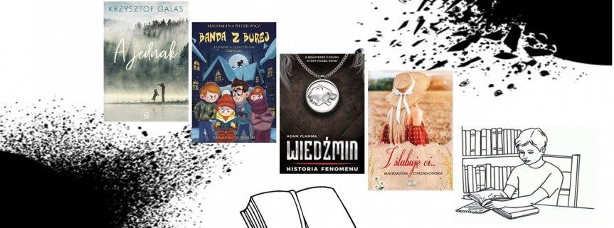 365 książek w 2021 roku - od 23 do 26 stycznia