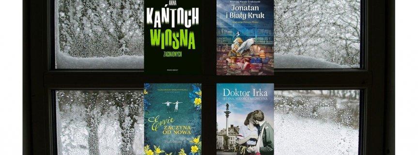 365 książek w 2021 roku - od 30 stycznia do 2 lutego