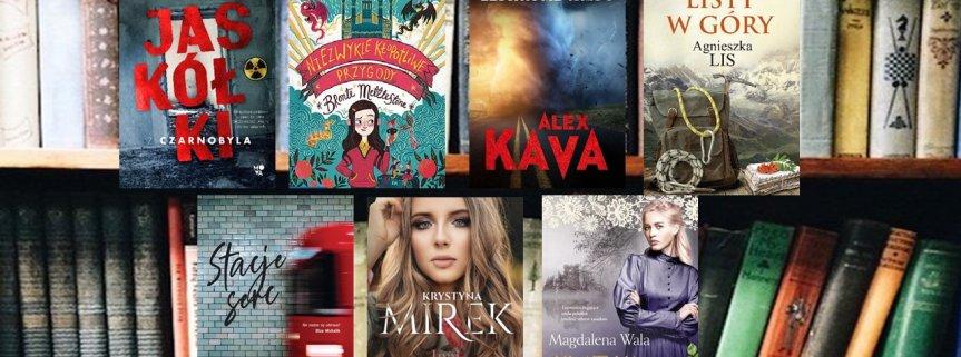 365 książek w 2021 roku - od 15 do 21 lutego