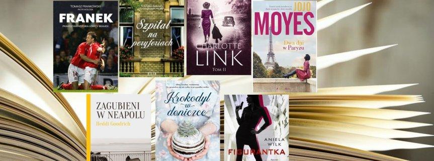 365 książek w 2021 roku - od 22 do 28 lutego