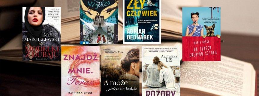 365 książek w 2021 roku - od 1 do 7 marca