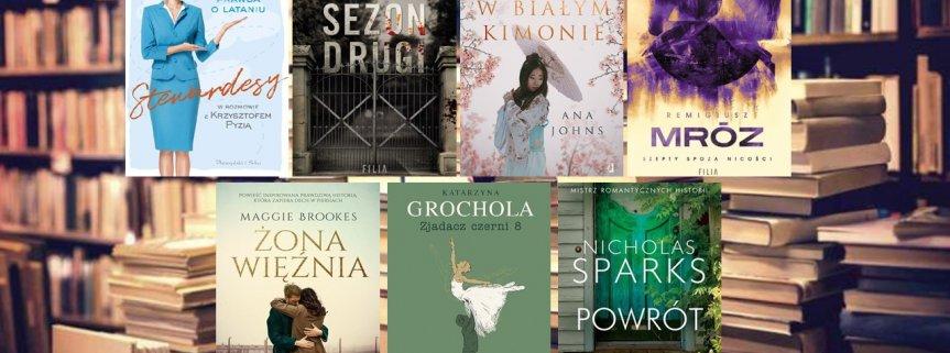 365 książek w 2021 roku - od 22 marca do 28 marca