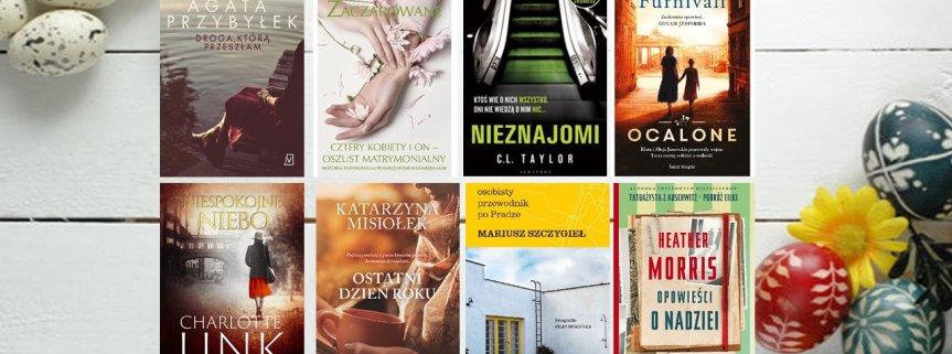 365 książek w 2021 roku - od 29 marca do 5 kwietnia