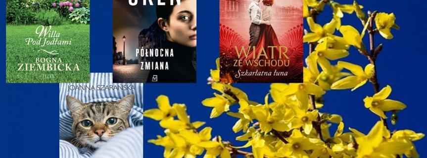 365 książek w 2021 roku - od 12 do 15 kwietnia