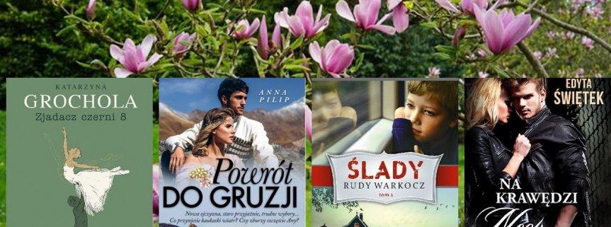 365 książek w 2021 roku - od 16 do 19 kwietnia