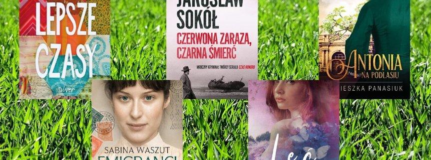 365 książek w 2021 roku - od 26 do 30 kwietnia