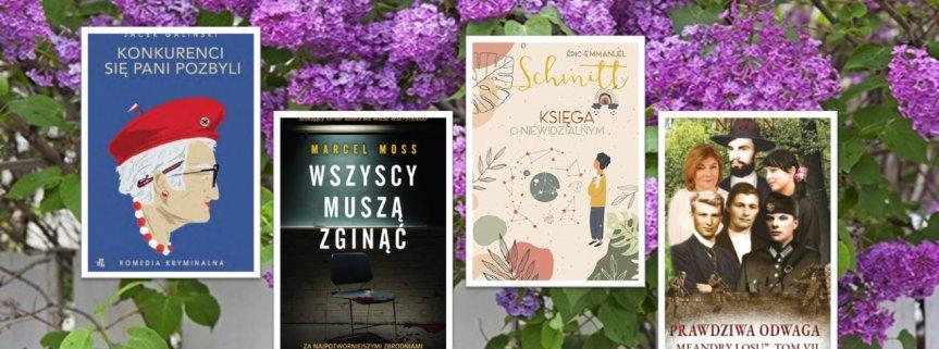 365 książek w 2021 roku - od 11 do 14 maja