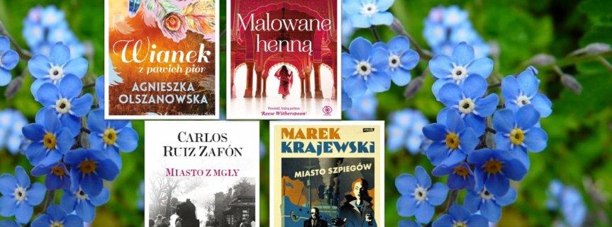 365 książek w 2021 roku - od 21 do 24 maja