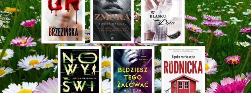 365 książek w 2021 roku - od 25 do 30 maja