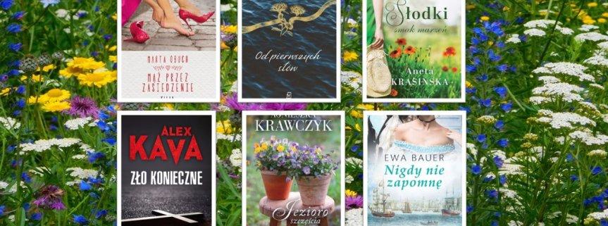 365 książek w 2021 roku - od 1 do 6 czerwca