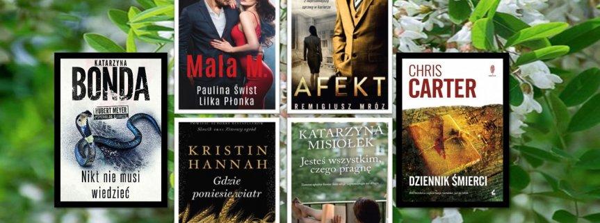 365 książek w 2021 roku - od 7 do 12 czerwca