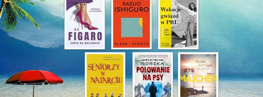 365 książek w 2021 roku - od 01 do 06 lipca