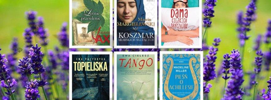 365 książek w 2021 roku - od 7 do 12 lipca