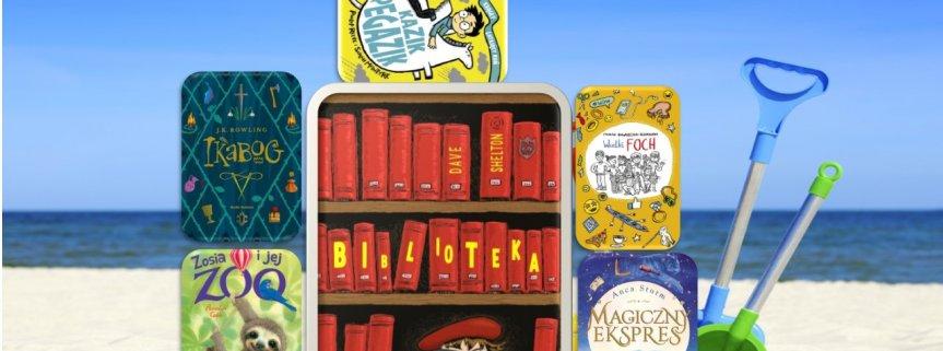 365 książek w 2021 roku - od 13 do 18 lipca
