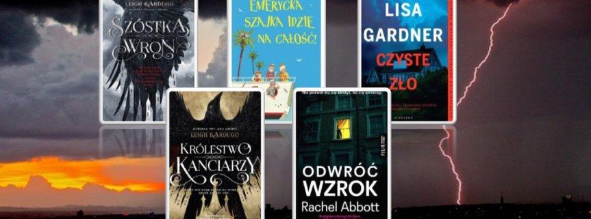 365 książek w 2021 roku - od 19 do 23 lipca