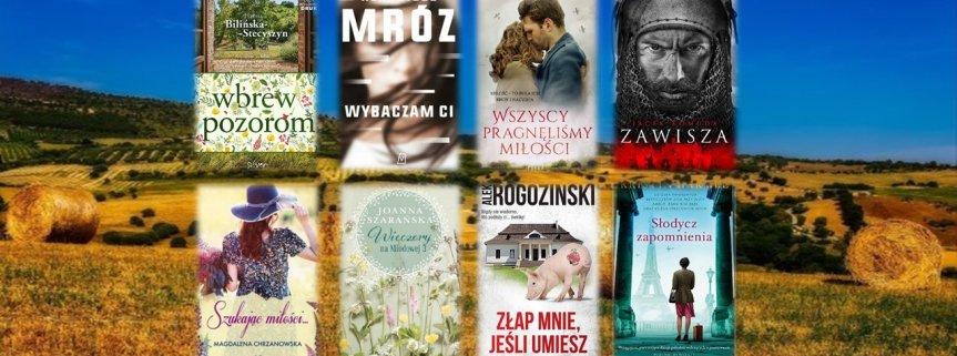 365 książek w 2021 roku - od 1 do 8 sierpnia