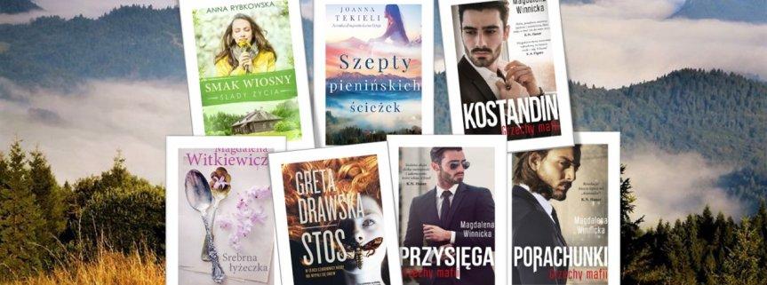 365 książek w 2021 roku - od 13 do 19 września