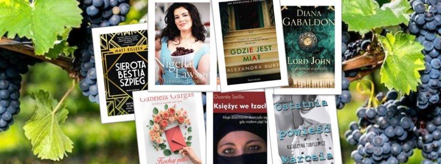 365 książek w 2021 roku - od 20 do 26 września