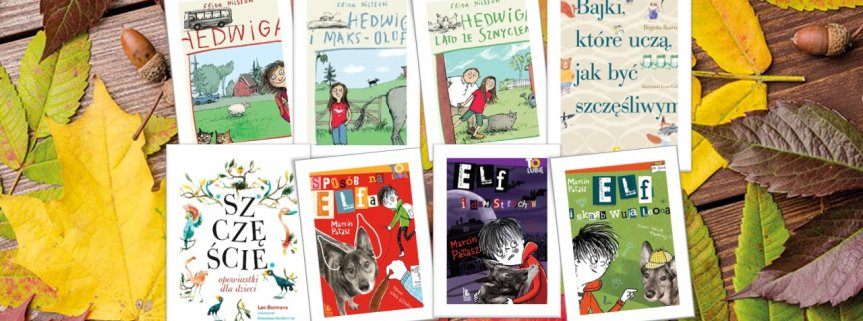 365 książek w 2021 roku - od 5 do 12 października