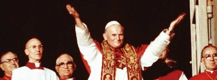 16 października - 40 rocznica pontyfikatu Jana Pawła II